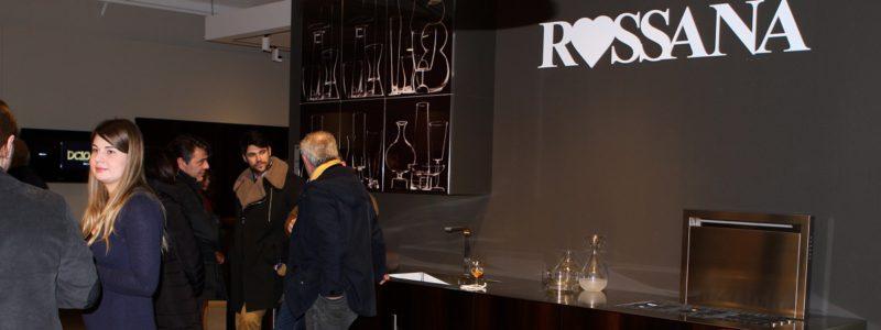 Presentazione Showroom Rossana