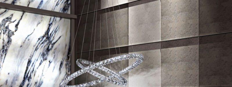 Lampade in cristallo per dare un tocco elegante alla tua abitazione