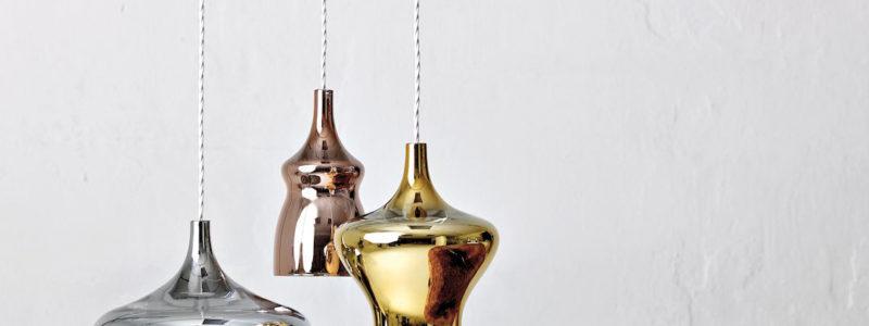 Lampade in vetro di Murano dalle più classiche alle più moderne in vetro soffiato
