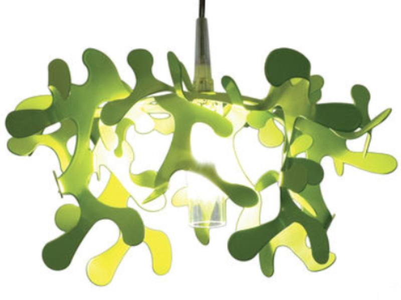 Lampada a sospensione Minicoral by Lumen Center