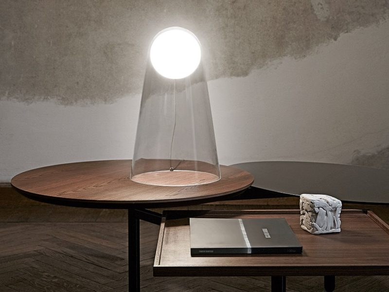 Lampada da tavolo Satellight by Foscarini